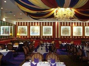 Our elegant 'le Cap' Restaurant