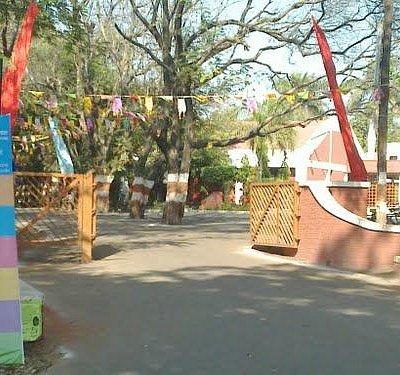 Kalidas Academy - entrance