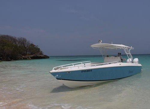 Disfruta de tus vacaciones a bordo de nuestra lancha. Viajes a Islas del Rosario, Cartagena de I