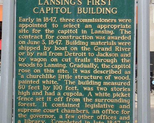 Lansing's First Capital - Lansing, MI