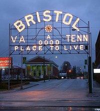 Historic Bristol Sign