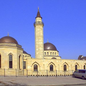 Мечеть Ар-Рахма  |  ул. Лукьяновская, 46, Киев, Украина
