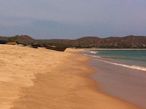 Cabo Ledo beach I