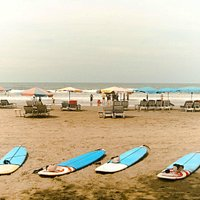 Doulbe Six Beach and Sufboard