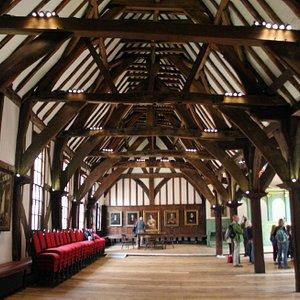 Woodbeamed Hall