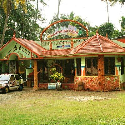 Entry of kauthukapark