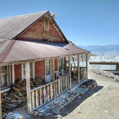 Cerro Gordo Ghost Town Inyo Ca - pans4au