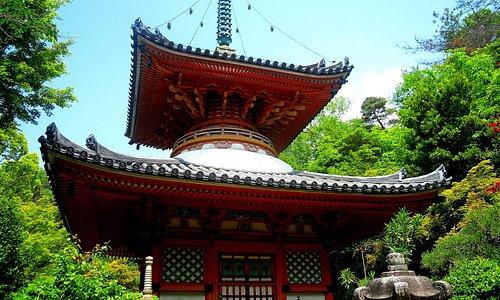 Taho-to Pagoda