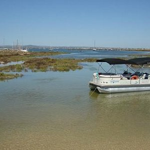 Boat Trips in the Ria Formosa » Olhão