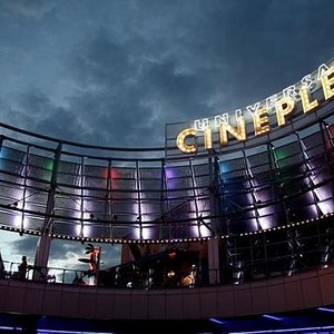 Universal Cineplex at Hangover 3 premiere night