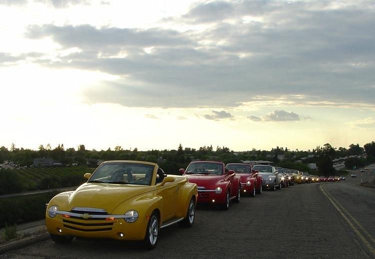 Annual Car Show each April...