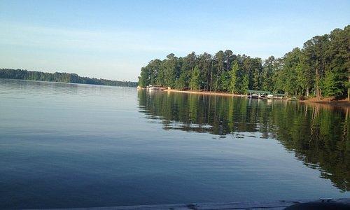 Lake oconee
