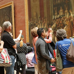 Did you know that two versions of this painting exist? Skip the Line: Louvre Museum Tours