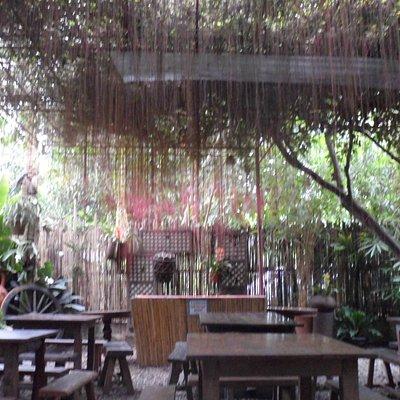 Hidden Garden Restaurant