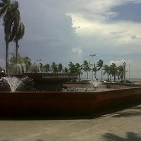 Plaza Raja Sulayman view