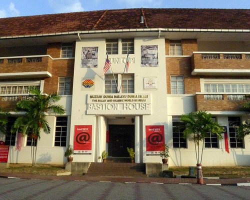 Malay and Islamic World Museum - Bastion building