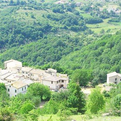 Our Mountain Village: Pettino