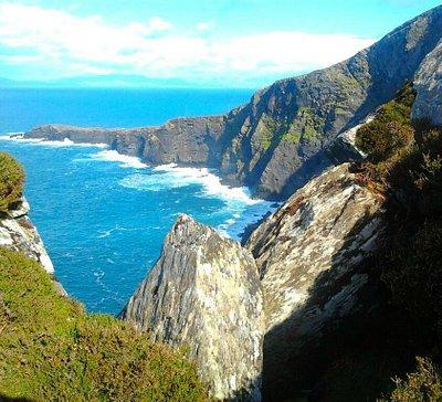 Fogher Cliffs