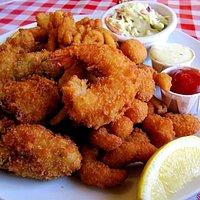 Aioli Seafood Restaurant Beachside Sampler