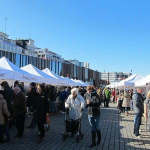 Bondens marked Bergen vår 2013