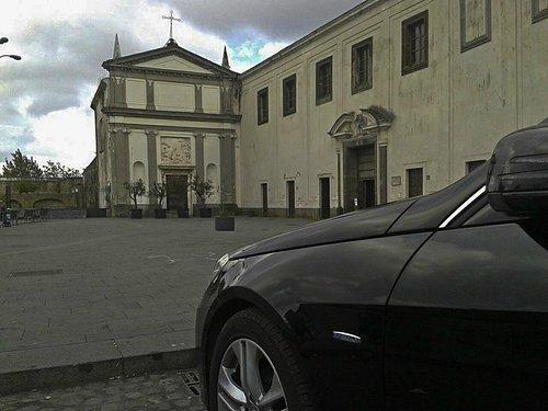 "Naples -  ""castel S.Elmo"""