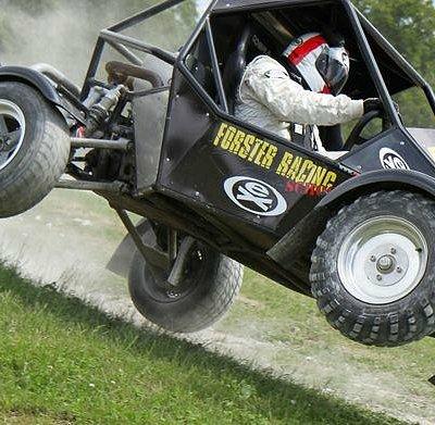Stag Do Activity Rally School Forster Racing School Sussex