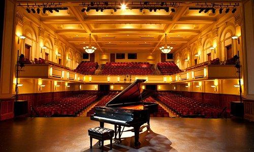 Shaftman Performance Hall