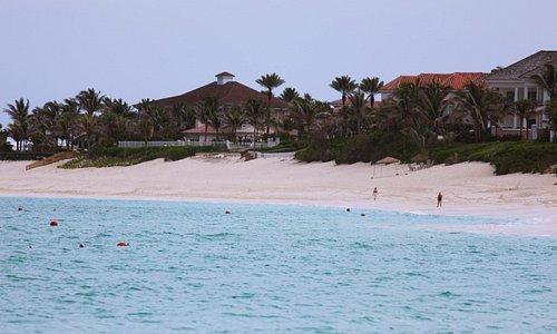 Houses by the Beach