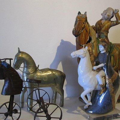 The Rodolfo Ramos Dizon Horses Collection