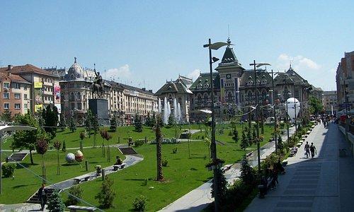 Piata Prefecturii, Craiova