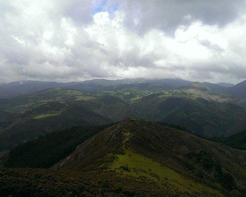 Big mountain riding