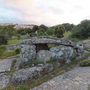 the dolmen of luras