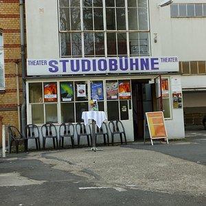 Studiobühne Außenansicht