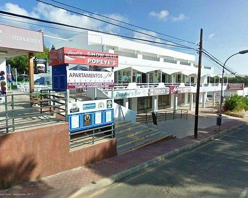 Popeyes Bar Es Cana Ibiza