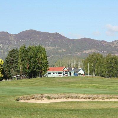Highlands Golf in Speyside Inverness