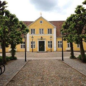 silkeborg museum's indgang
