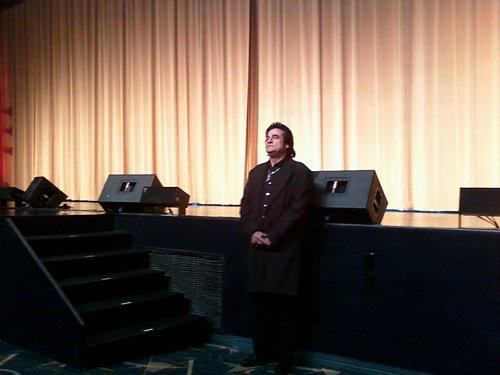Johnny Cash Impersonator
