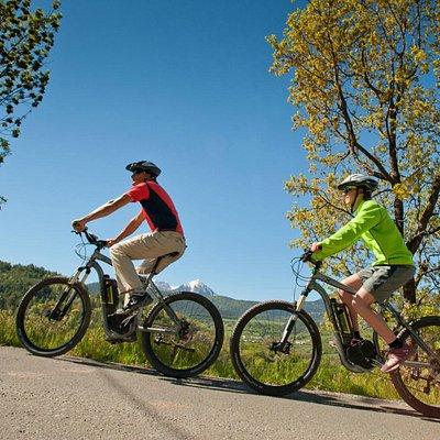 Bicicletas eléctricas de montaña AVE