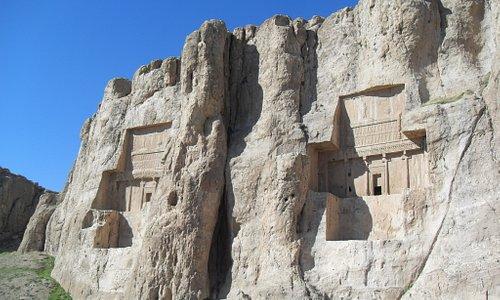 Tombs of the Achaemenid Kings