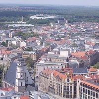 panorama tower - panorama stadio calcio