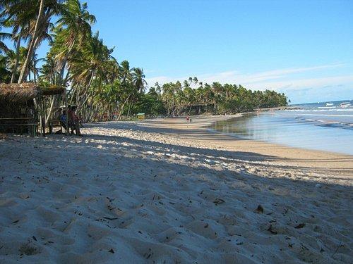 Praia da Cueira - Boipeba