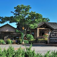 Relics Restaurant & Lounge.