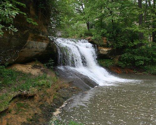 Pickwick Mill - Waterfall