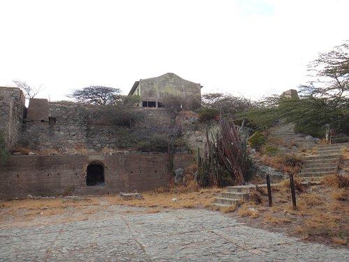 Balashi Gold Mill Ruins