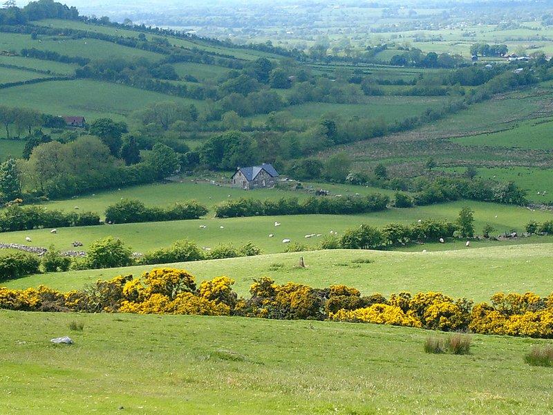 Loughcrew hill