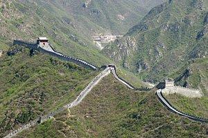 La Grande muraille à Jiayuguan