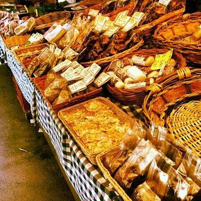 le bancarelle delle spezie siciliane