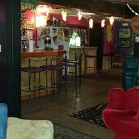 the bar at easy Street