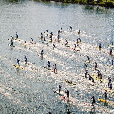 Paddle Royal Race 2012