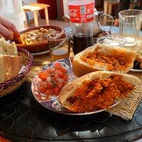 The best food in Marrakech